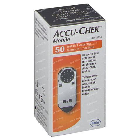 accu chek mobile test cassette 50 pieces order