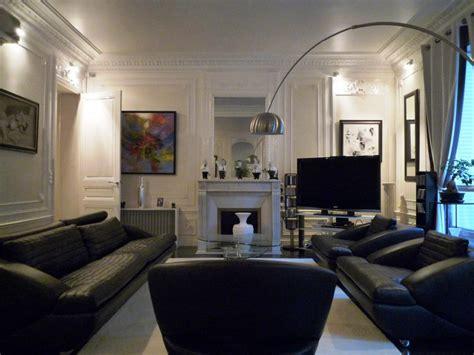 Deco Appartement Haussmannien by Photo Decoration D 233 Co Appartement Haussmannien 9 Jpg