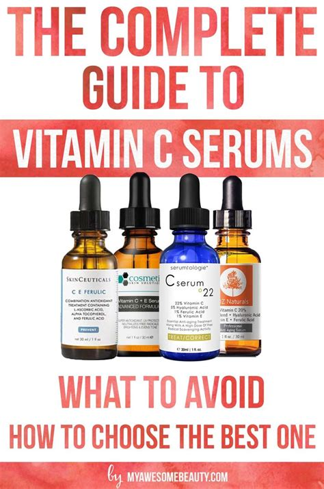 Vitamin C Serum Active Ingredients 1470 best images about hair on
