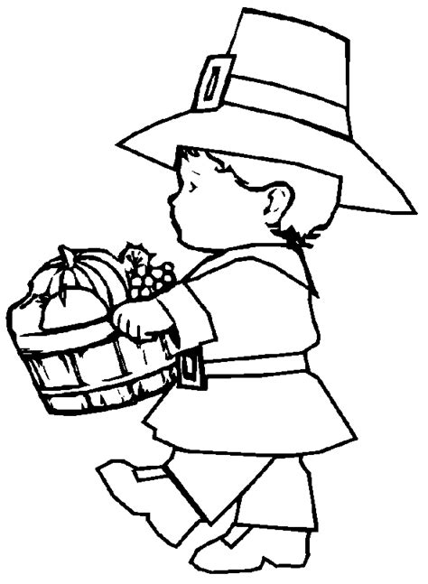 boy christmas coloring page thanksgiving boy coloring page
