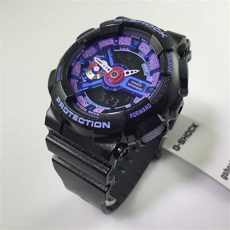 G Shock Series Black s black casio g shock s series gmas110hc 1