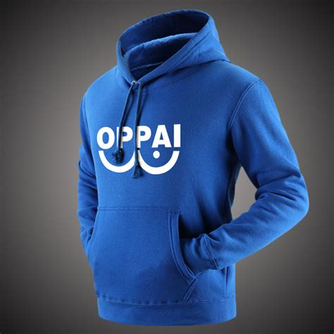 Hoodie Oppai One Punch 10 oppai hoodie yellow for sale free shipping worldwide