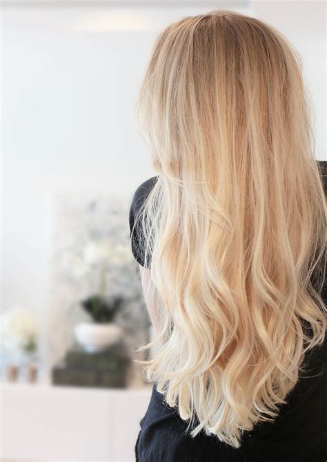 how to let my hair grow from an asymetric hairstyle blondes hair and grow out on pinterest