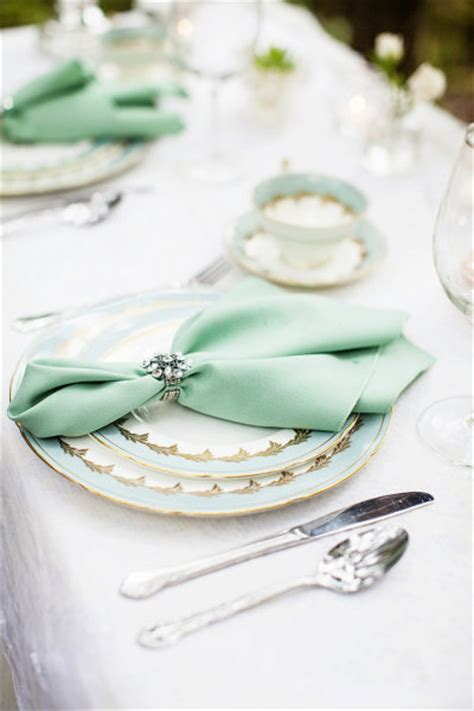 How To Fold Paper Napkins For A Wedding - napkin fold archives waterford event rentals