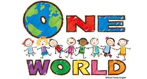 be in this world as oneworld worldfamily 子供 幼児英語教材 ディズニーの英語システム