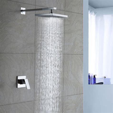 wholesale bathroom showers wholesale 8 quot rain shower set brass bathroom rain shower
