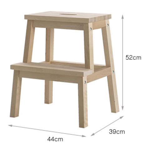 ikea 2 step wooden stool ikea step stool wood pdf woodworking