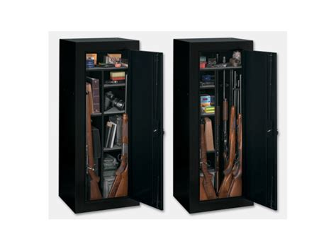 stack on 18 gun cabinet stack on convertible steel security 18 gun cabinet mpn