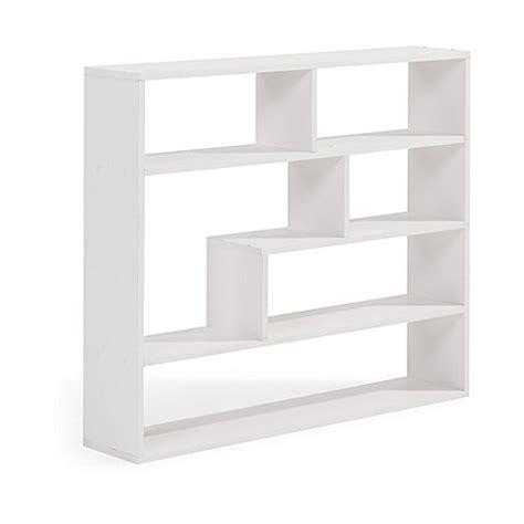 rectangular wall shelf buy danya b large rectangular wall mounted shelf unit in