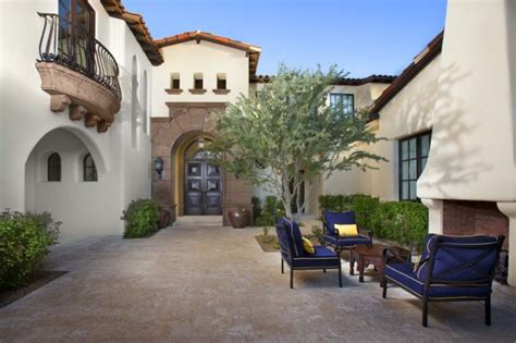 santa barbara style homes santa barbara style homes in scottsdale archives i plan