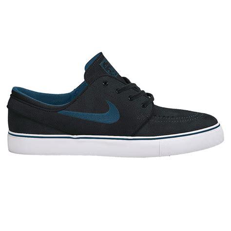 Nike Sb Stefan Janonsky nike sb zoom stefan janoski black blue white