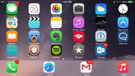 Landscape Mode Iphone Get Landscape Mode On Your Iphone With Sbrotator All Cydia