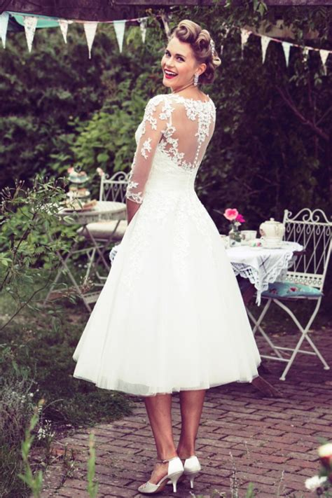 Rock Style Wedding Dresses by Win A 1950s Inspired Wedding Dress From True 183 Rock