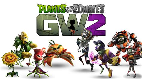 our favourite plants vs zombies garden warfare 2