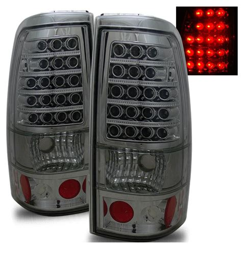 2003 chevy silverado led tail lights 2003 2006 chevy silverado 1500 2500 hd performance led