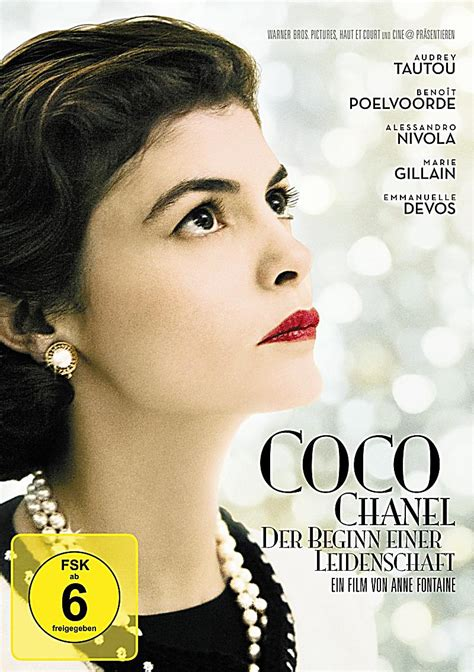 Film Van Coco Chanel | coco chanel der beginn einer leidenschaft film weltbild de