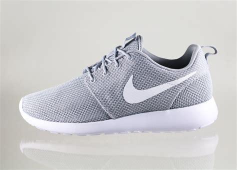 Nike Run Grey White nike roshe run grey white patchworkgarden shop co uk
