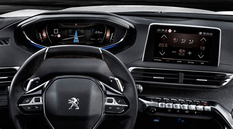 peugeot 3008 interior 2017 peugeot 3008 gt gt line suvs revealed photos 1 of 14