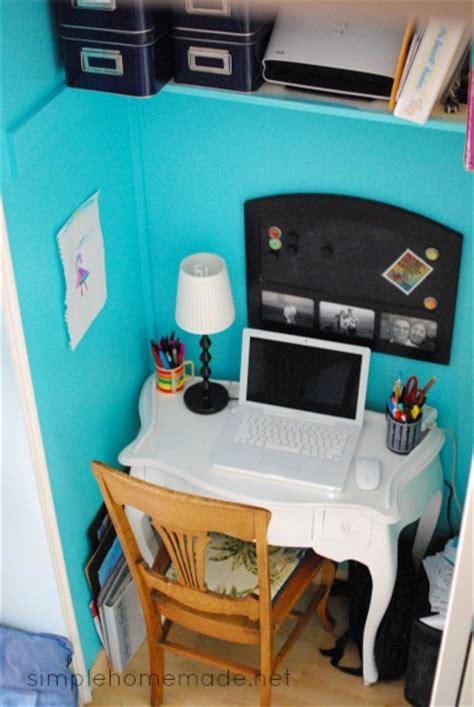 Diy Closet Office by Create A Closet Office Day 17