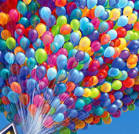colorful balloons colorful house air balloons hd wallpaper 6555