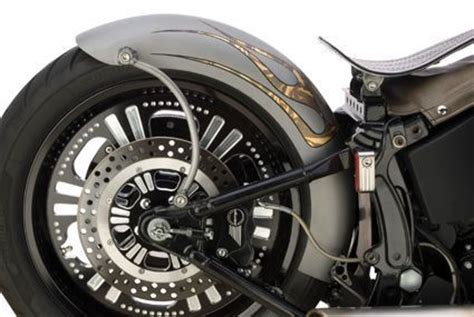 Höcker Motorrad by Soportes Guardabarros Lucky F Cker Custom Center Harley