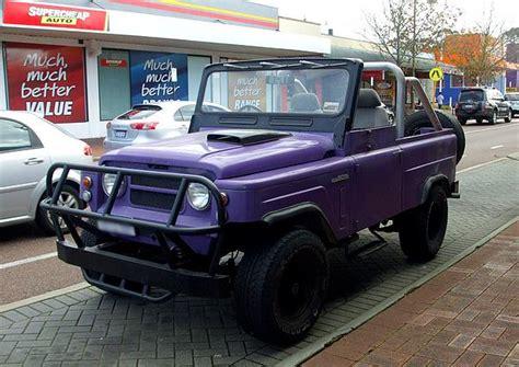 1978 nissan patrol g60 one tough 4wd