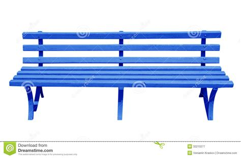 blue bench bench blue stock image image of relax furniture