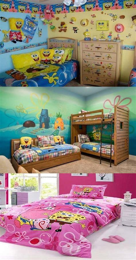 spongebob square pants themed room design interior design