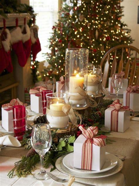 Decoration De La Table De Noel by Table De No 235 L Id 233 Es Originales Pour D 233 Corer La Table Des