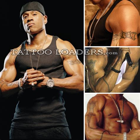 ll cool j tattoos ll cool j tattoos loaders designs tribal