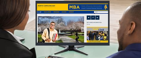 Mba Portal by Mba Program Webinar College Of Business And Economics