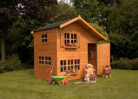 rent to own childrens playhouses cabins log cabin tiny children s wooden playhouses hortons portable buildings uk