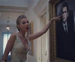 Taylor swift seeks revenge on cheating ex lover in blank space music