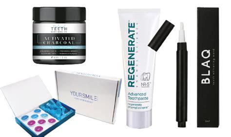 innovative teeth beauty products  blaq regenerate