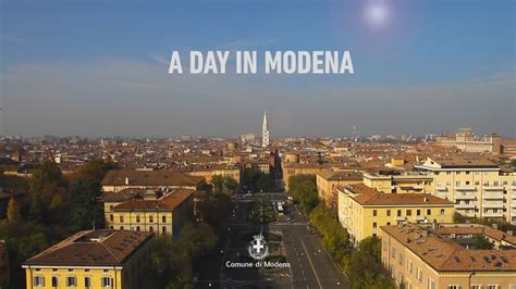 a modena a day in modena