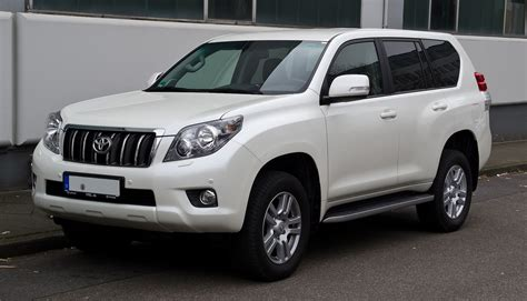 land cruiser prado car toyota land cruiser prado