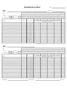 basketball score sheet template excel basketball score sheet excel template basketball scores