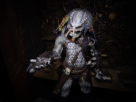 Elder Predator V2 Predator Neca Moc neca predator series 12 enforcer elder viper predator