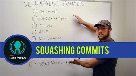gitkraken tutorial git tutorial squashing commits youtube