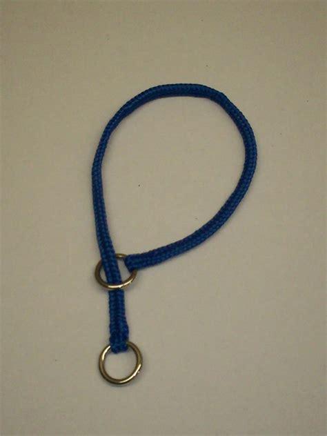 Handcraft Collars - two ring collar