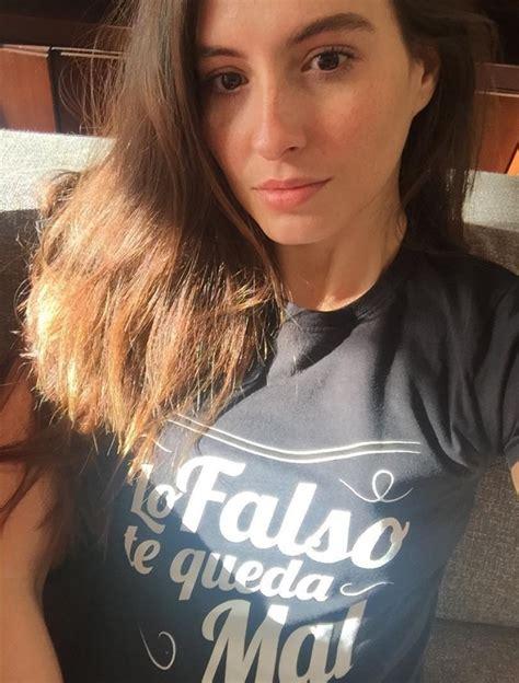 fotos de taliana vargas foto de taliana vargas sin maquillaje corre en redes