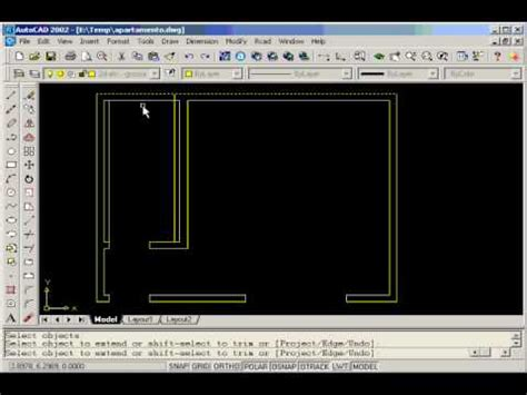 video tutorial autocad 2007 2d y 3d aula autocad 2d parte 1 youtube