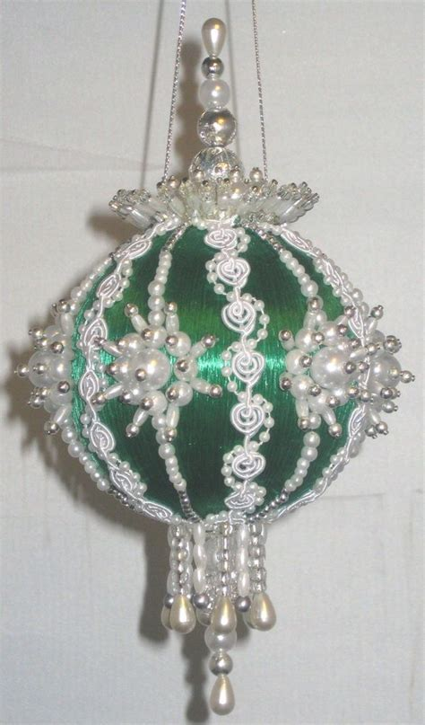 beaded ornament kits beaded ornament kit satin n lace