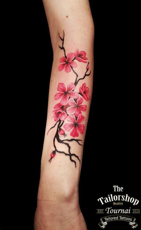 tattoo kirschbl 252 te tattoo vorlagen bilder