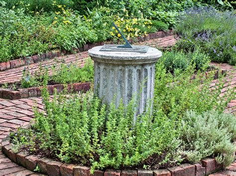 planting a culinary herb garden landscaping gardening tips for growing a kitchen herb garden culinary herbs