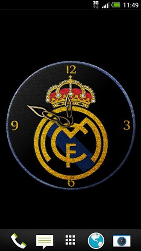 download theme android real madrid download real madrid live wallpaper for android by tobato