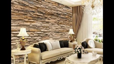 wallpaper livingroom 17 fascinating 3d wallpaper ideas to adorn your living
