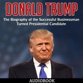 donald trump biography free download listen to donald trump the biography of the successful