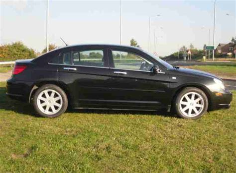 2008 Chrysler Sebring Manual by Chrysler 2008 Sebring Limited Black 2 0 Diesel 6 Speed