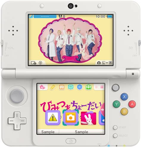 themes gallery 3 japan nintendo 3ds themes of the week september 9th